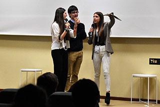 Estudiants IB seleccionats a Europa