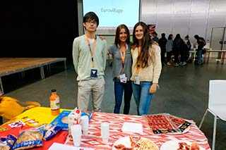 Estudiants IB a Luxemburg