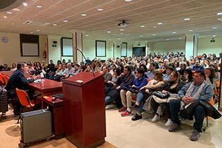 Conferència jutge Emilio Calatayud