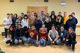 Master class de Guarro Casas