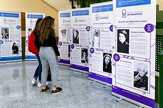Exposició 'Mujeres que cambiaron el mundo'