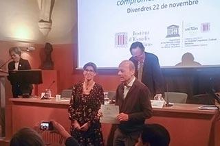 Premi UNESCO a 'Repassem Junts'