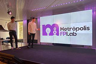 Premiats a MetròpolisFPLab