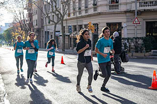 Carrera solidaria The Bosco Run