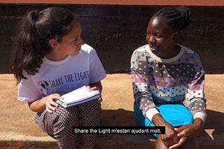 Beca de estudios en Zambia