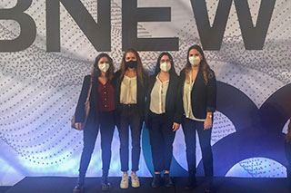 Las mejores emprendedoras de Europa en BNEW