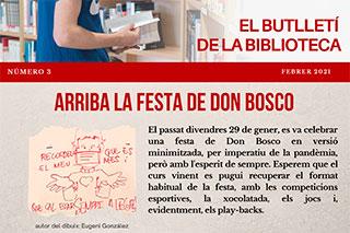 Butlletí de la biblioteca n3