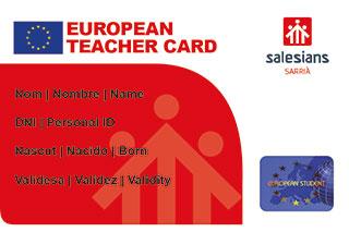 Tarjeta Europea de Estudiante