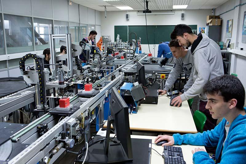 Fp Grado Superior De Sistemas De Automatización Y Robótica