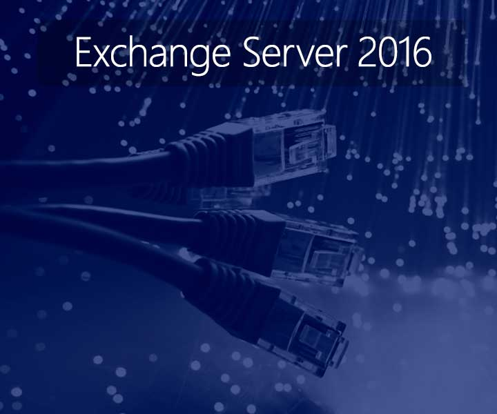CURS EXCHANGE SERVER 2016