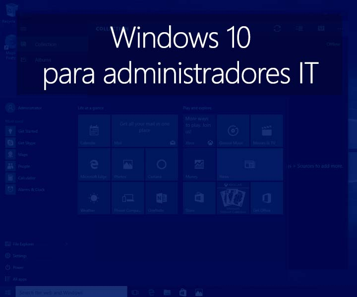 WINDOWS 10 PARA ADMINISTRADORES