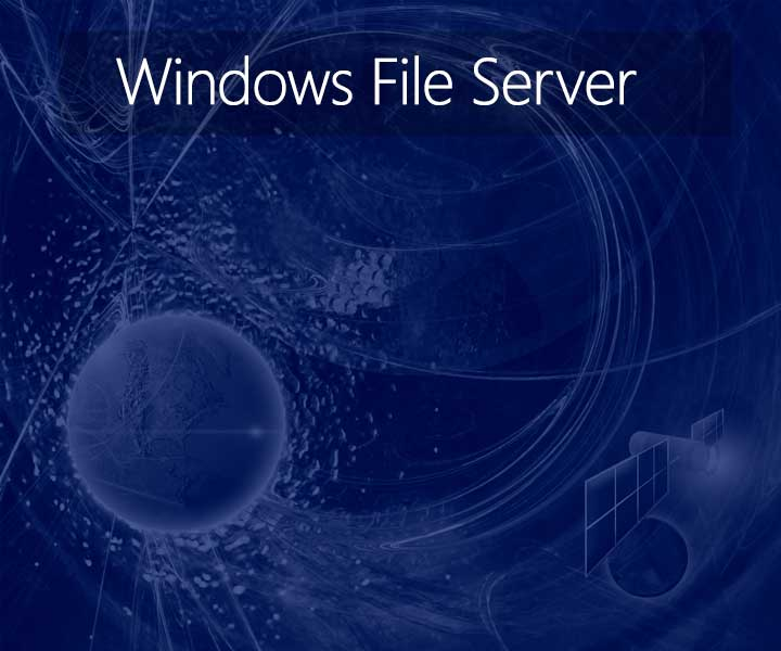 CURS WINDOWS FILE SERVER