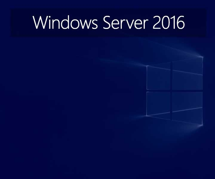 CURS WINDOWS SERVER 2016