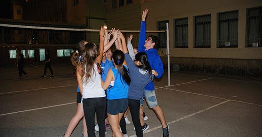 Curs 14-15 Nit de l'esport 2015