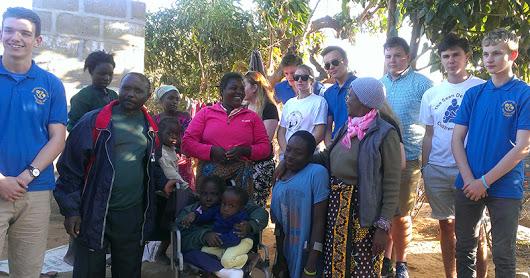 Curs 14-15 viatge ZAMBIA