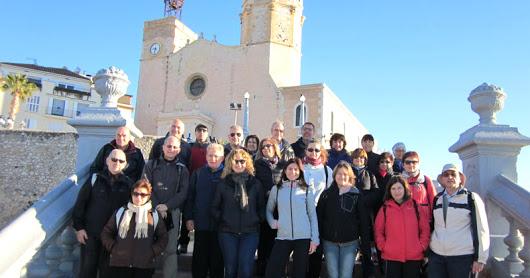 Curs 15-16 AMPA Caminada Sitges-Vilanova