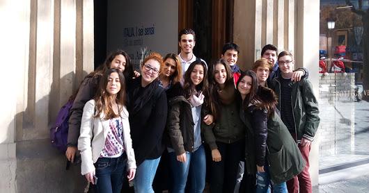 Curs 15-16 Visita fundació Suñol
