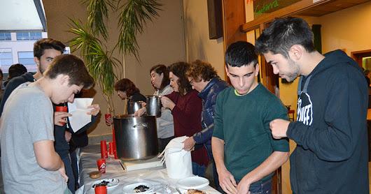 Curs 15-16 Xocolatada Solidaria