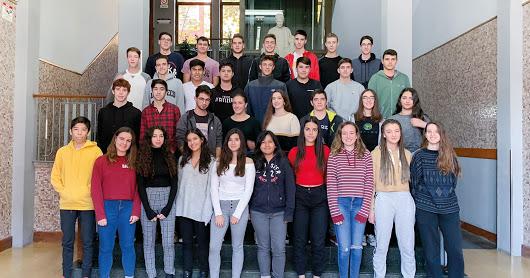 Curs 18-19 Grups d'Alumnes