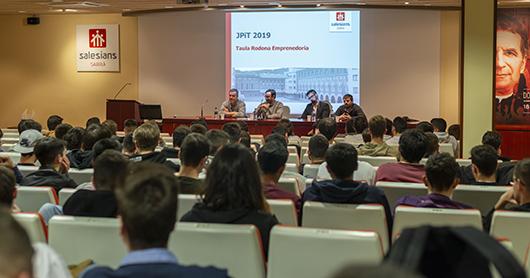 Curs 18-19 Jornades Professionals i Tecnològiques