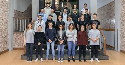Curs 19-20 Grups d'alumnes