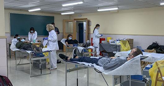 Curs 20-21 Donació de sang
